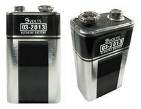 Batterij Stock Afbeeldingen