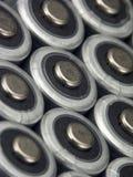 Batterijen 1 royalty-vrije stock afbeeldingen