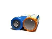 Batterijen Stock Afbeeldingen