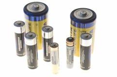 Batterijen Stock Fotografie