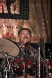 Batterista - alloggiamenti del Dennis Immagine Stock