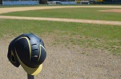 Batters Helmet Royalty Free Stock Image