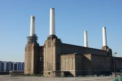Battersea Elektrownia Obraz Royalty Free