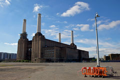 Battersea elektrownia Obrazy Royalty Free