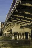 Battersea-Kraftwerk, Battersea, London, Großbritannien stockbilder