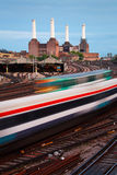 Battersea power plant, London. Stock Photo