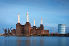Battersea power plant, London. Stock Photography