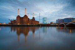 Battersea power plant, London. Royalty Free Stock Photo