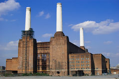 Battersea Power Station. In London Royalty Free Stock Photos