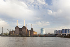 Battersea Power Station, London Royalty Free Stock Image
