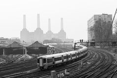 Battersea Power Station, London Royalty Free Stock Photography