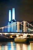 Battersea Power Station London Stock Photos