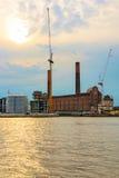 Battersea power station Stock Photos