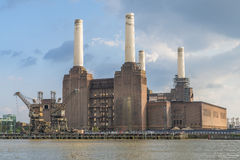 Battersea power station Royalty Free Stock Images