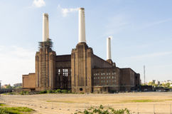 Battersea powerplan Stock Photography