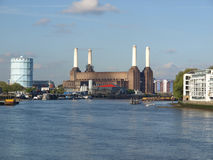 Battersea Powerstation, London Stock Photo