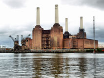 Battersea Powerstation, London Stock Images