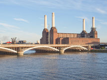 Battersea Powerstation London Royalty Free Stock Photos