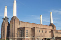 Battersea Powerstation London Royalty Free Stock Image