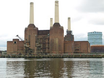 Battersea Powerstation, London Royalty Free Stock Photo