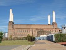 Battersea Powerstation London. Battersea Power Station in London England UK Stock Images