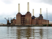 Battersea Powerstation, London Royalty Free Stock Images