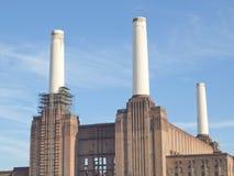 Battersea Powerstation London. Battersea Power Station in London England UK Stock Image