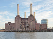 Battersea Powerstation London Royalty Free Stock Photo