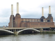 Battersea Powerstation, London Royalty Free Stock Photos