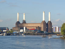 Battersea Powerstation, London Royalty Free Stock Photography