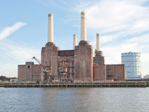 Battersea Powerstation London Stock Image