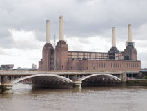 Battersea Powerstation London Stock Images