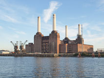Battersea Powerstation London Royalty Free Stock Photography