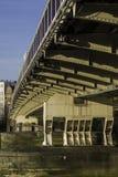 BatterseaKrachtcentrale, Battersea, Londen, het UK stock afbeeldingen