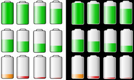 Battery Royalty Free Stock Photography