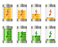 Battery Royalty Free Stock Photos