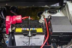Battery car charger Stock Photos