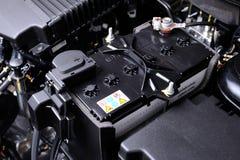 Battery car Royalty Free Stock Photos