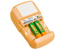 Battery charger Royalty Free Stock Images
