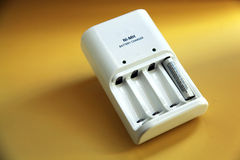 Free Battery Charger Stock Photo - 15597920