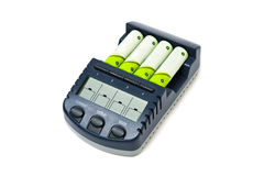 Free Battery Charger Royalty Free Stock Image - 19617976