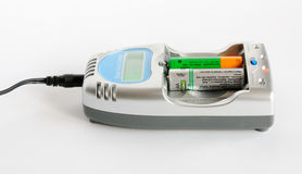 Battery charger Stock Images