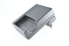 Battery charger for camera Royalty Free Stock Images