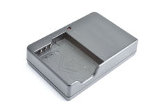 Battery charger for camera Royalty Free Stock Image