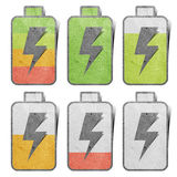 Battery Charging icon Royalty Free Stock Image