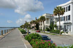 The Battery, Charleston SC Stock Images