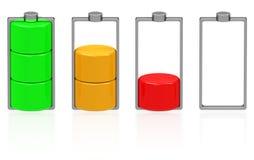 The battery Stock Photos