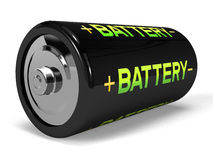 Battery Royalty Free Stock Photos