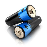 Battery 3d Stock Image