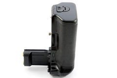 Battery grip Royalty Free Stock Photography
